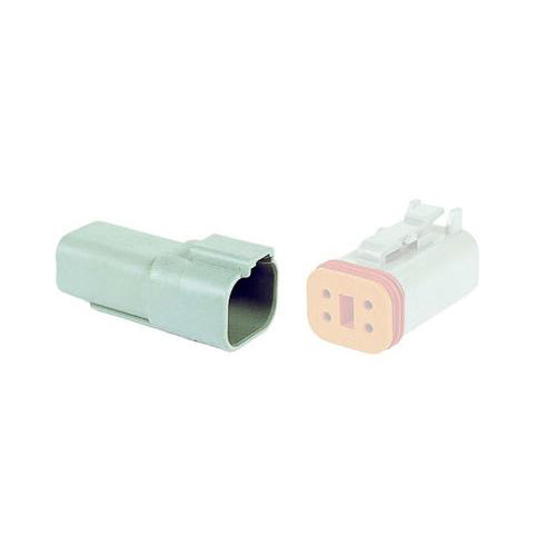 04 Pin Deutsch Receptacle | C-DT04-4P
