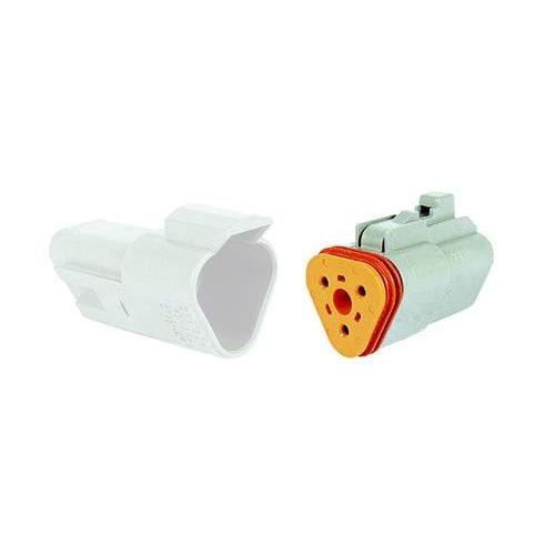 03 Pin Deutsch Plug | C-DT06-3S