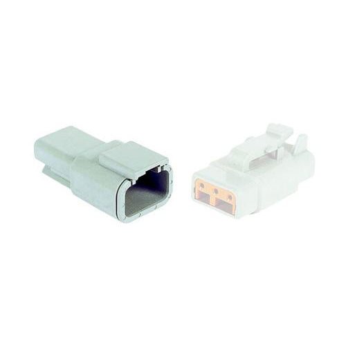 03 Pin Mini Deutsch Receptacle | C-DTM04-3P