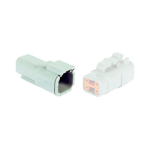 04 Pin Mini Deutsch Receptacle | C-DTM04-4P