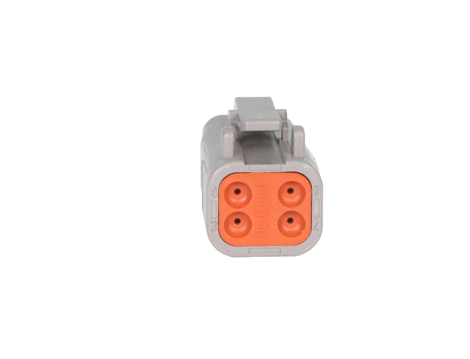 04 Pin Mini Deutsch Plug | C-DTM06-4S