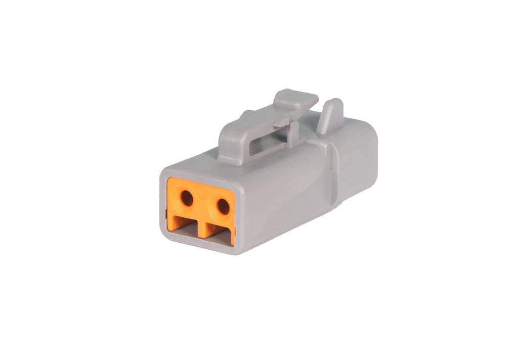 02 Pin Deutsch Plug | C-DTP06-2S