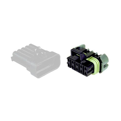10 Pin Metri-Pack Plug | C-MP10-SFPB