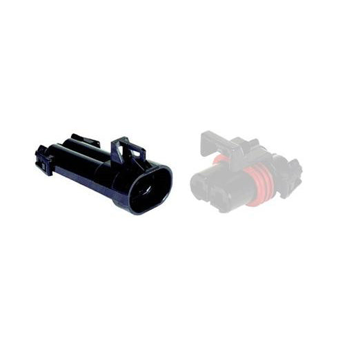 02 Pin Metri-Pack Socket | C-MP2-LMS