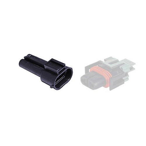 02 Pin Metri-Pack Socket | C-MP2-MMS