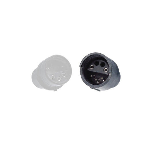 05 Pin Cannon Receptacle | C-SS5CR