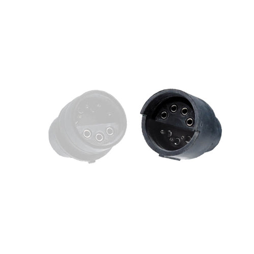 07 Pin Cannon Receptacle | C-SS7CR