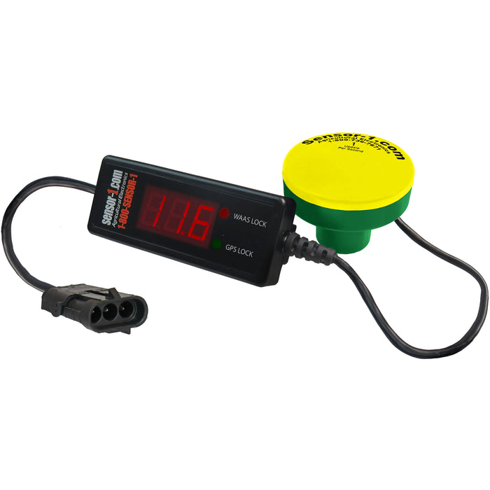 GPS Ground Speed Sensor With Display