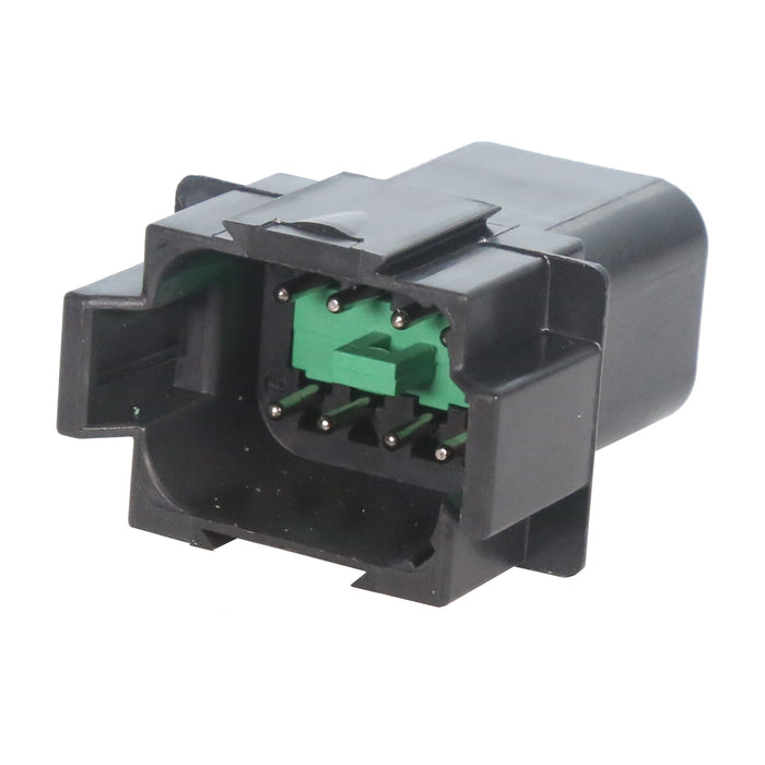08 Pin Deutsch Receptacle | C-DT04-08PB