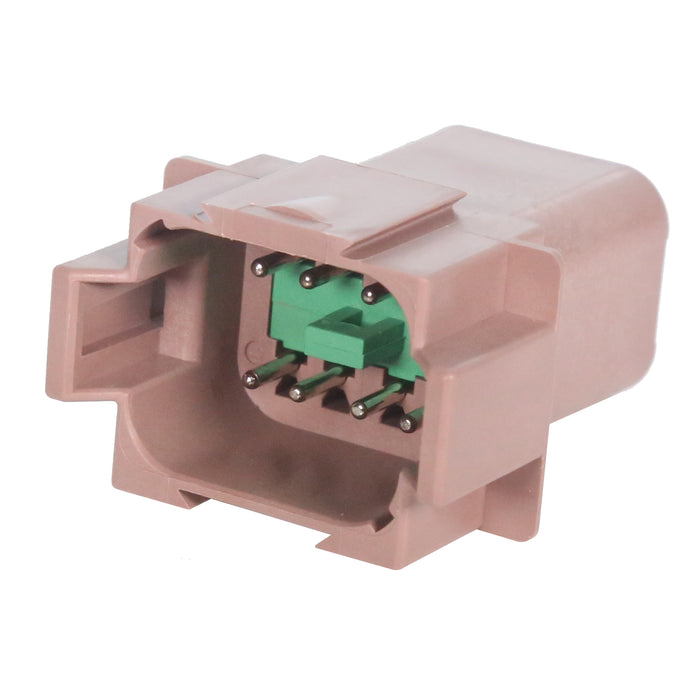 08 Pin Deutsch Receptacle | C-DT04-08PD