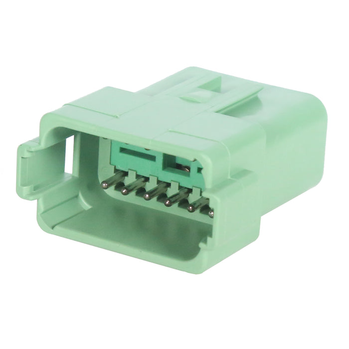 12 Pin Deutsch Receptacle | C-DT04-12PC