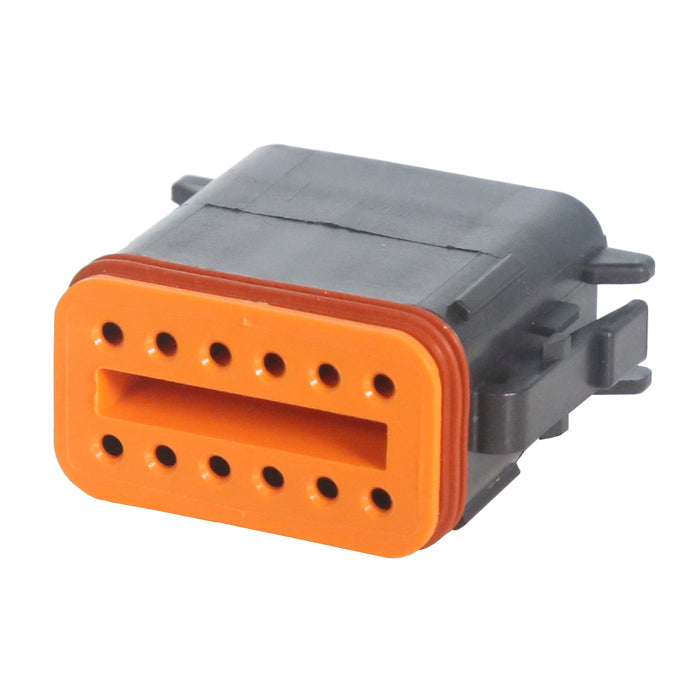 12 Pin Deutsch Plug | C-DT06-12SB
