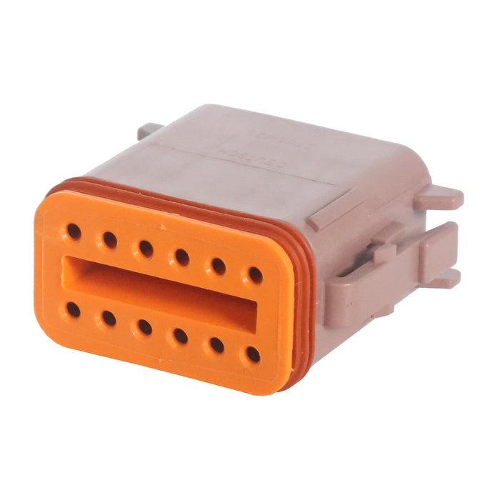 12 Pin Deutsch Plug | C-DT06-12SD