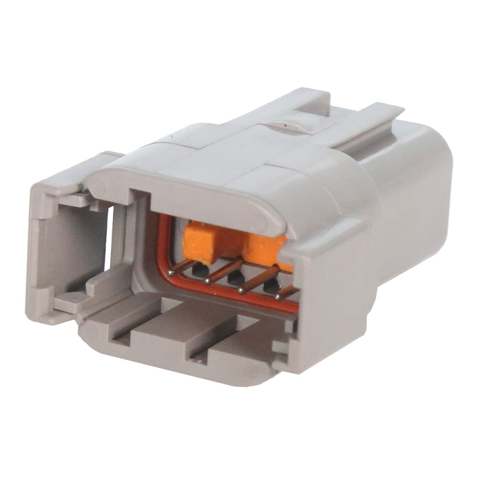 08 Pin Deutsch Receptacle | C-DTM04-08PA