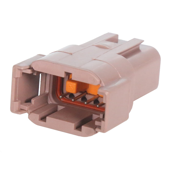 08 Pin Deutsch Receptacle | C-DTM04-08PD