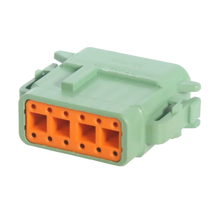 12 Pin Mini Deutsch Plug | C-DTM06-12SC