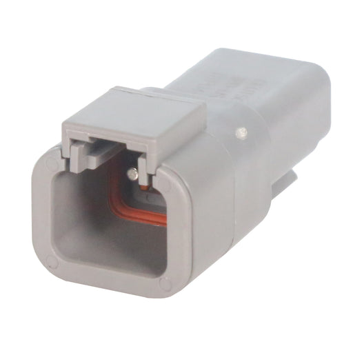 02 Pin Deutsch Receptacle | C-DTP04-2P
