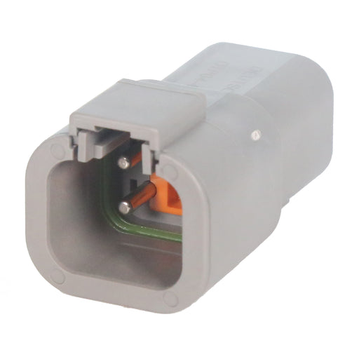 04 Pin Deutsch Receptacle | C-DTP04-4P