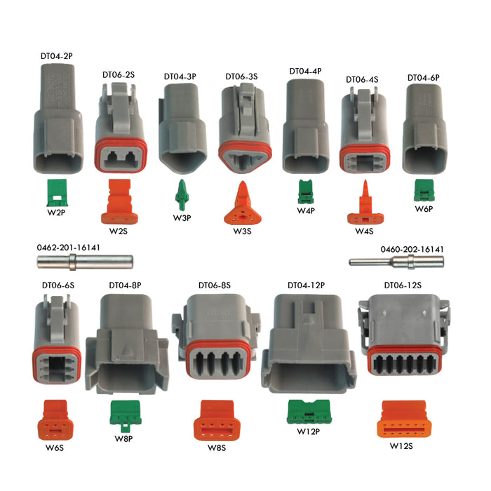 Deutsch DT Series Connector Repair Kit | KIT-D-DT