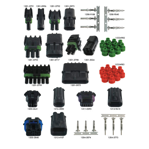 Weather-Pack/Metri-Pack Repair Kit | KIT-WP/MP