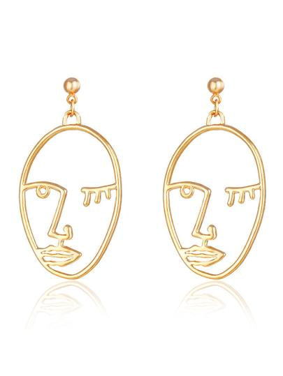 Face earring UK
