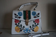 Floral Gucci Dupe Crossbody