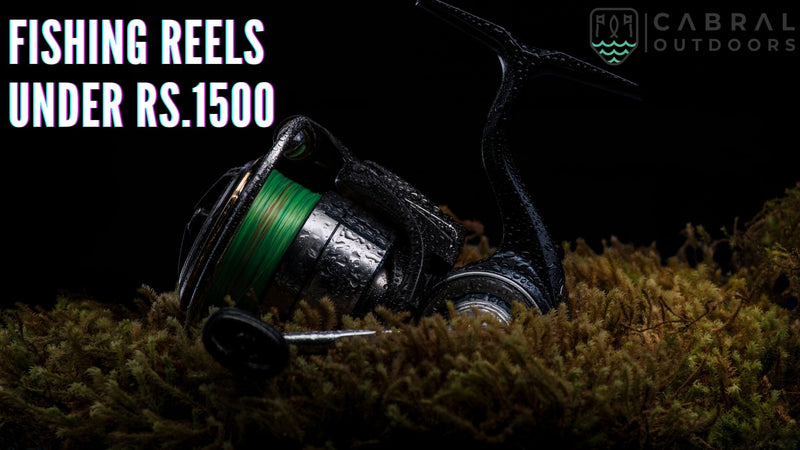 Fishing Reels under Rs.1500
