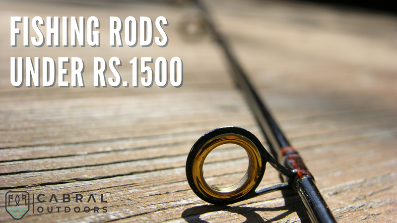 Fishing Rods under Rs.1500