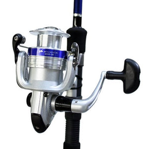 Daiwa D-Shock 7Ft Freshwater Spinning Reel and Rod Combos, Spinning Rods, Daiwa, Cabral Outdoors - Cabral Outdoors