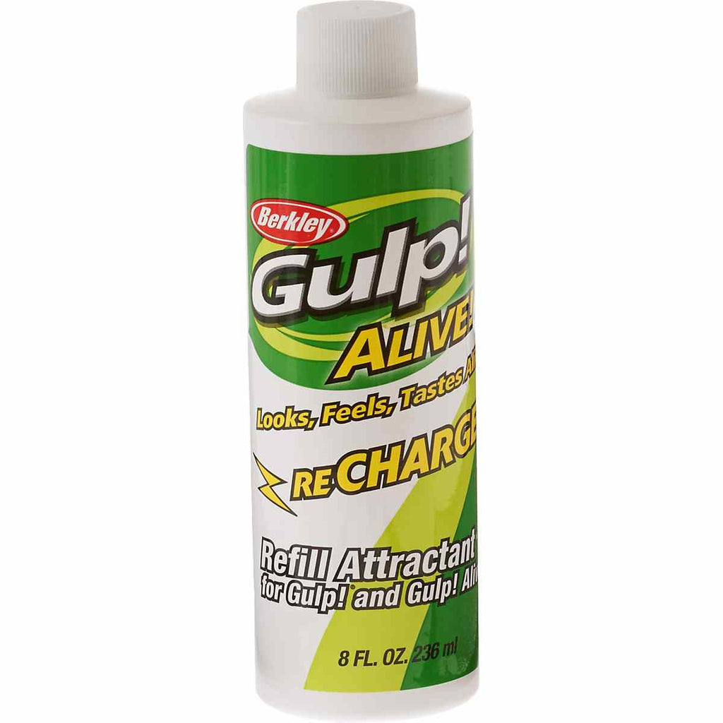 Berkley® Gulp! Alive! Recharge Liquid, Attractant, Berkley, Cabral Outdoors - Cabral Outdoors