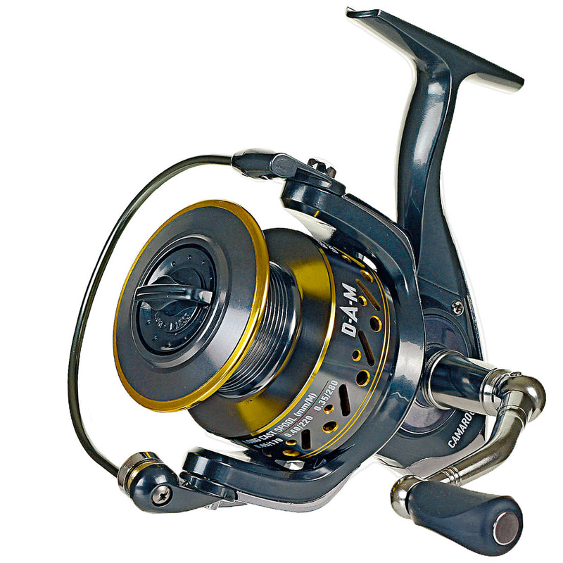 DAM Quick Camaro  FD Spinning Reel, SPINNING REELS, DAM, Cabral Outdoors - Cabral Outdoors