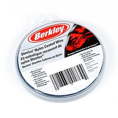 Berkley Steelon Nylon Coated Wire 20LB-45LB  Berkley Leader zaifish.myshopify.com Cabral Outdoors