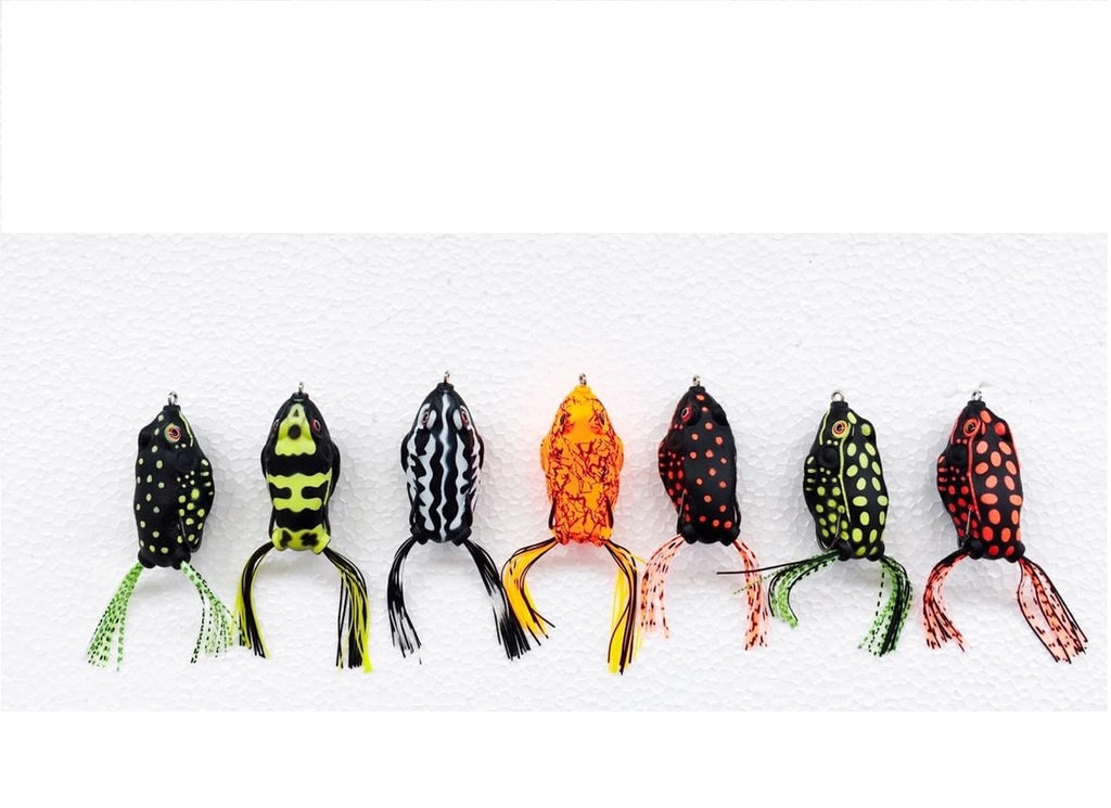 Lucana Nova 65 Frog Lure 6.5cm/18g, 1pcs/pkt, Frog, Lucana, Cabral Outdoors - Cabral Outdoors