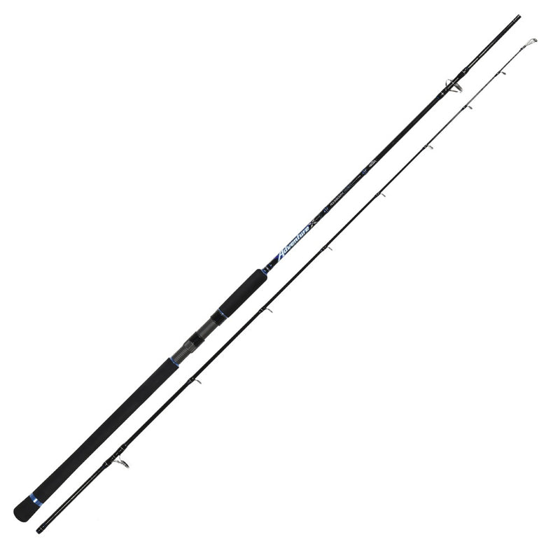 Storm Adventure Xtreme Saltwater/Freshwater 7-10Ft Spinning Rod, Spinning Rods, Storm, Cabral Outdoors - Cabral Outdoors