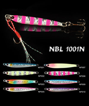Noeby NBL 1001N Hard lure 65mm/28g, 1pcs/pkt  Noeby Hard Baits zaifish.myshopify.com Cabral Outdoors