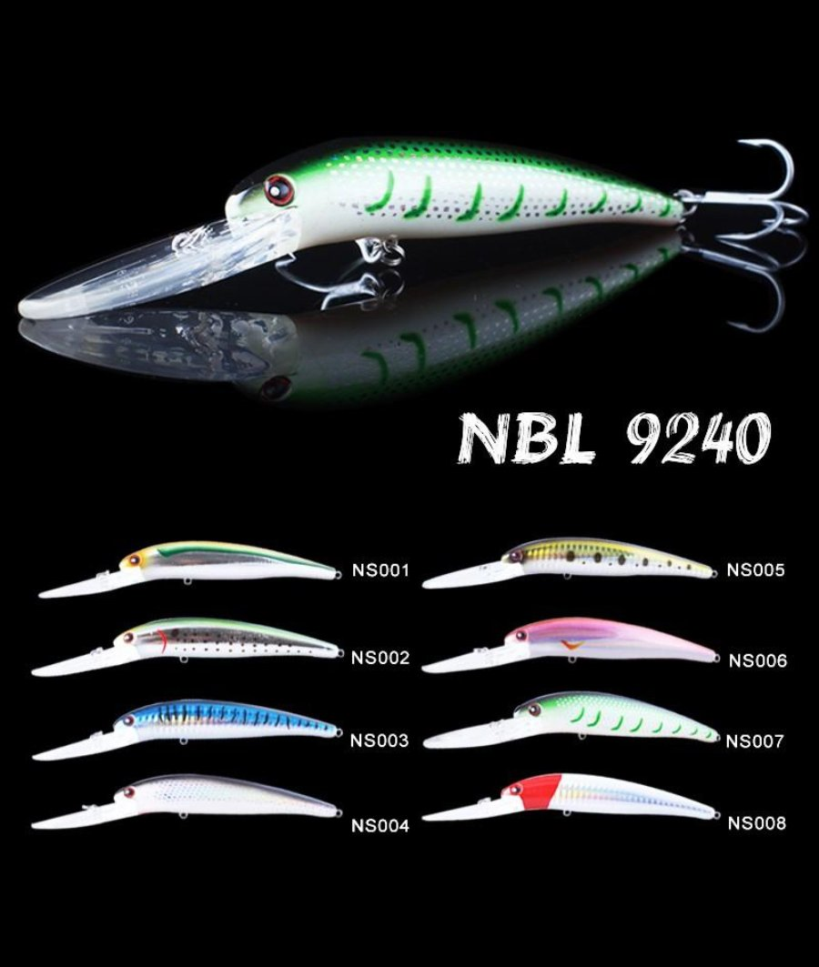 Noeby NBL 9240 Hard lure 115mm/19g, 1pcs/pkt, Hard Baits, Noeby, Cabral Outdoors - Cabral Outdoors