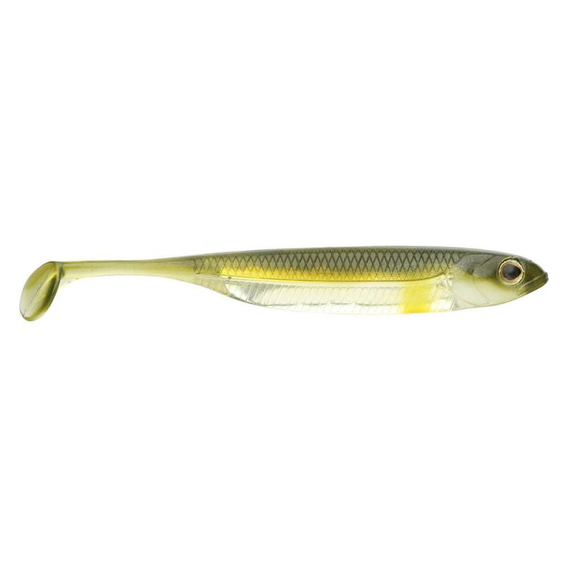 "Fish Arrow Flash-J Shad Soft lure 4"", 5pcs/pkt 22 Live AYU / Silver Fish Arrow Soft Bait zaifish.myshopify.com Cabral Outdoors"