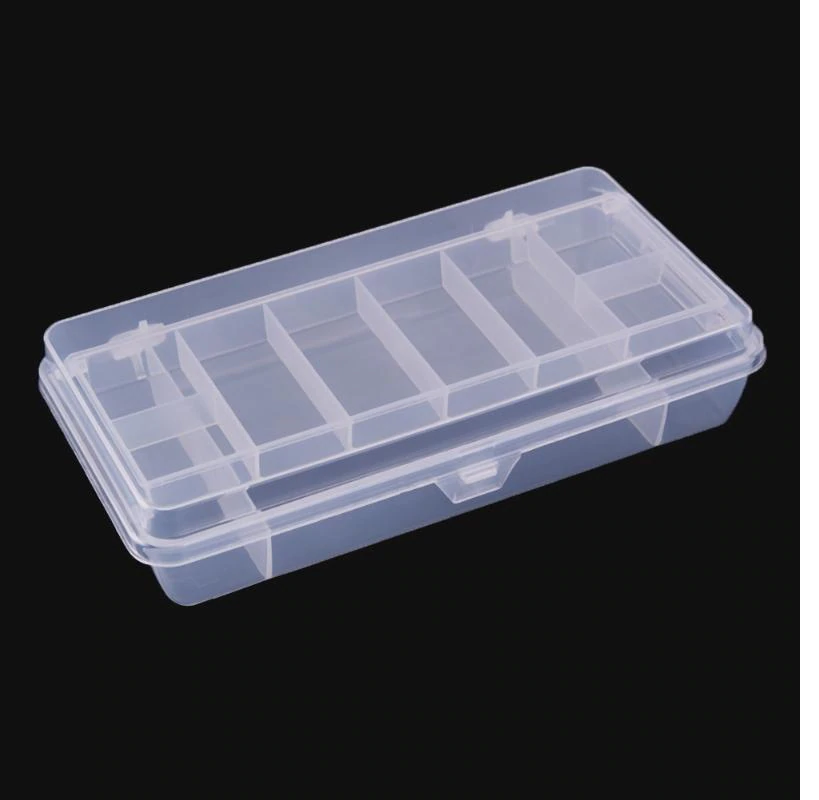 2 Layers Fishing Lure Compartments Storage Case Box, Tackle Box, Cabral Outdoors, Cabral Outdoors - Cabral Outdoors