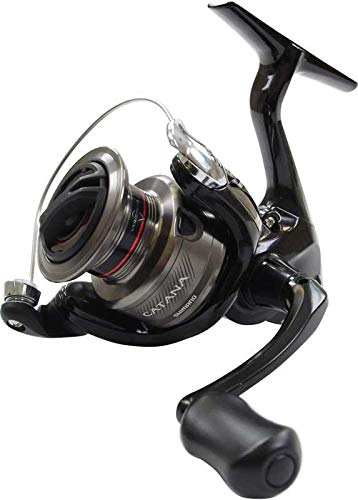 Shimano CATANA 4000 HG Spinning Fishing Reel, SPINNING REELS, Shimano, Cabral Outdoors - Cabral Outdoors