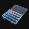 Multi-functional 20 compartment Transparent Tackle Box, Tackle Box, Cabral Outdoors, Cabral Outdoors - Cabral Outdoors