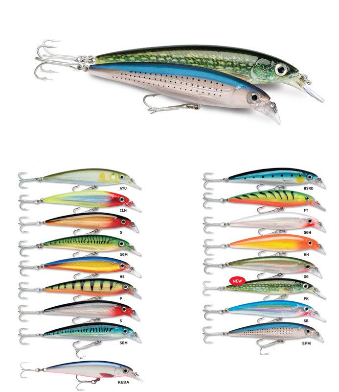 Rapala X-Rap Hurd lure 14cm/43g, 1pcs/pkt, Hard Baits, Rapala, Cabral Outdoors - Cabral Outdoors