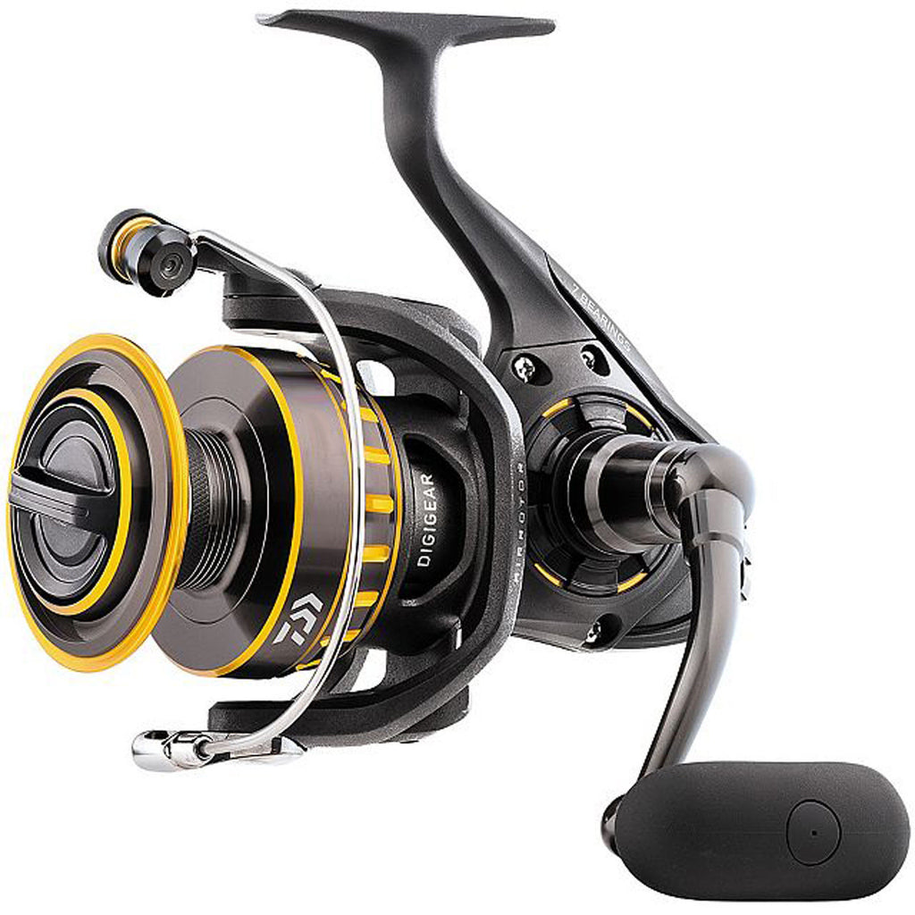 DAIWA BG SERIES SPINNING REELS, SPINNING REELS, Daiwa, Cabral Outdoors - Cabral Outdoors