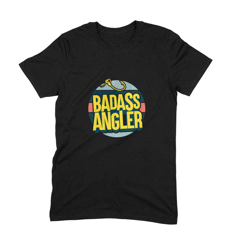 Badass Angler Black / XL Printrove Clothing zaifish.myshopify.com Cabral Outdoors