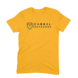 Cabral Outdoors T-Shirt, Clothing, Printrove, Cabral Outdoors - Cabral Outdoors