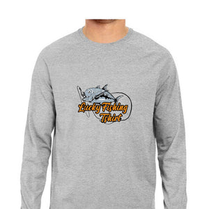 Lucky Fishing T-Shirt, Clothing, Printrove, Cabral Outdoors - Cabral Outdoors