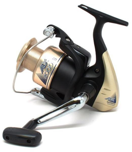 Shimano AX 4000FB Spinning Reels  Shimano SPINNING REELS zaifish.myshopify.com Cabral Outdoors