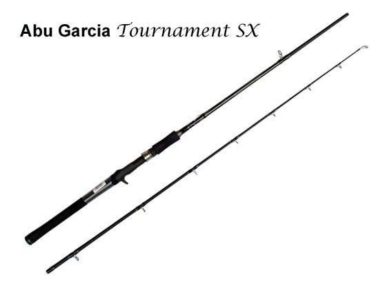 Abu Garcia Tournament SX 8-10ft BaitCasting Rod - Cabral Outdoors