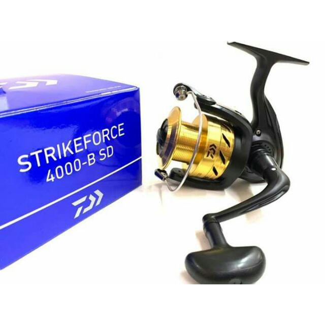 Daiwa STRIKEFORCE 4000-B SD Spinning Reels, SPINNING REELS, Daiwa, Cabral Outdoors - Cabral Outdoors