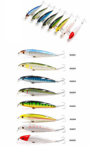 Noeby NBL 9047 Hard lure 100mm-140mm | 12g-39g, 1pcs/pkt, Hard Baits, Noeby, Cabral Outdoors - Cabral Outdoors