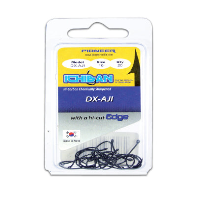 Pioneer DX-AJI Hooks  Pioneer Hooks zaifish.myshopify.com Cabral Outdoors